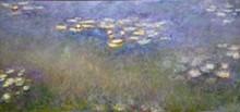 Monet's Water Lillies.