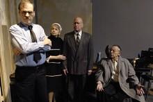 STEVE KRIECKHAUS - John Contini, Peggy Billo, Peter Mayer and Bob Harvey in The Price.
