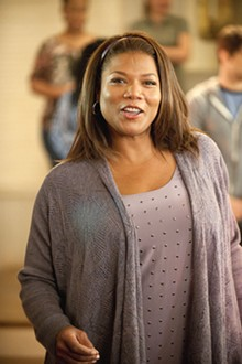 GOSPEL TRUTH PICTURES - Queen Latifah raises her voice — in a spiritual way — in Joyful Noise.