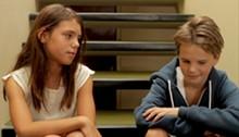 ROCKET RELEASING - Jeanne Disson as Lisa & Zoé Heran as Laure-Mikael in  Tomboy .