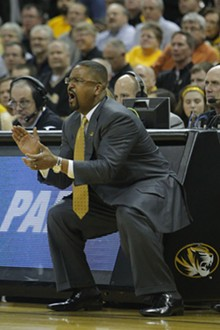 KYLE RIVAS/CAL SPORT MEDIA/NEWSCOM - Coach Frank Haith has silenced the naysayers.