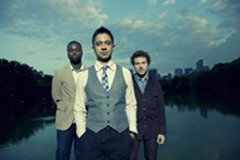 ACT / JIMMY KATZ - Marcus Gilmore, Vijay Iyer, Stephan Crump