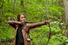 LIONSGATE - Jennifer Lawrence as Katniss Everdeen