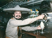 Mariano Martinez, creator of the frozen margarita machine.