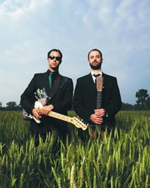 Brothers Lazaroff will celebrate the release of its new record with three shows this weekend.