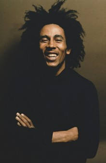 MAGNOLIA PICTURES - Bob Marley in a scene from  Marley .