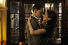 In  The Deep Blue Sea : Tom Hiddleston and Rachel Weisz.