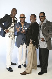 "KOOL & THE GANG - George Brown, Dennis Thomas, Robert ""Kool"" Bell and Ronald Bell never stopped recording."
