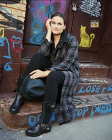 ELLEN MARK - Madeleine Peyroux has some big-name collaborators.