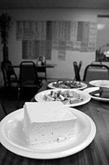 BECCA  YOUNG - The joy of tofu: St. Louis Soy Products Café is a primo - place for vegans and vegetarians.