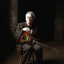 MICHAEL WILSON - Bill Frisell has collaborated on everything from drone-metal projects to Paul Simon albums.