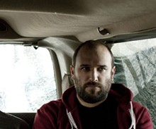 JUCO - David Bazan is two albums into a solo career, but he can't escape his Pedro the Lion past.