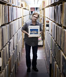 JENNIFER SILVERBERG - Steve Scariano: The admirer of Alex Chilton's music helps pay homage to him this Friday.