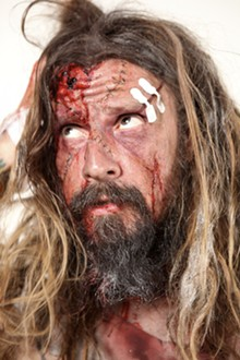 Rob Zombie is ready for his close-up.