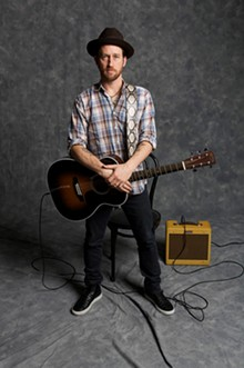 JACK BUTLER - Chris Shiflett: Solo, but not alone.