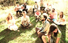 JULIE LING - Edward Sharpe & the Magnetic Zeros: Go West and be desert shamans.