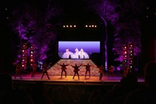 LARRY PRY/THE MUNY - Dreamgirls