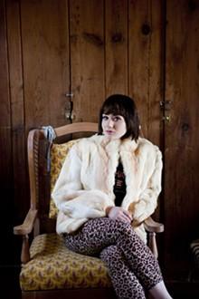 JEN SISKA - Jessica Lea Mayfield: Appearing on a Starbucks compilation near you.