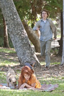 FOX SEARCHLIGHT - Zoe Kazan and Paul Dano in Ruby Sparks.