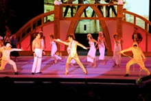 LARRY PRY/THE MUNY - Joseph at the Muny