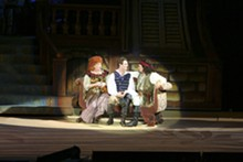 LARRY PRY/THE MUNY - Pirates! at the Muny