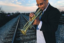 JENNY BAGART - Grammy-winning jazz musician Terence Blanchard plays a series of concerts at Jazz at the Bistro in September.