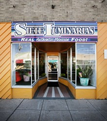 JENNIFER SILVERBERG - Siete Luminarias on Cherokee Street.