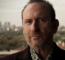 MARTIN SMITH - Colin Hay hasn't lost a step since his Men at Work Days.