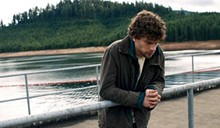 Jesse Eisenberg in Night Moves. Watch a clip from Night Moves.