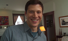 Zach Gilford in Devil's Due.