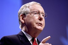 GAGE SKIDMORE/CREATIVE COMMONS - Senate Minority Leader Mitch McConnell's home state of Kentucky has one of the most successful state co-ops, Kynect, which grabbed 60 percent of the market. McConnell, ironically, helped sabotage co-op funding in 26 other states.