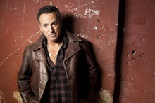 PHOTO BY DANNY CLINCH - Forget Marlon Brando or Daniel Day-Lewis. Bruce Springsteen is the best actor of all time.