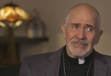 COURTESY CINEMA ST. LOUIS - Rev. Troy Perry discusses the fire.