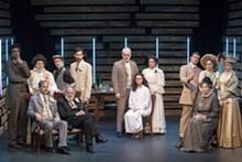 JOHN LAMB - The cast of St. Louis Actors' Studio's brilliant Ivanov.