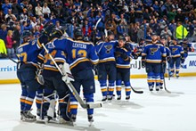 COURTESY ST. LOUIS BLUES