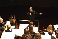 SCOTT FERGUSON - David Roberton making music for the people.