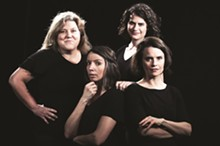 "PROPHOTOSTL.COM - The Cast of ""A Lovely Sunday for Creve Coeur."""