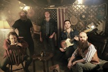 VIA THE BAND - Nate Lowery had to somewhat paradoxically move from Texas to St. Louis to fully embrace folk and country music.