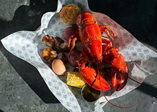 JENNIFER SILVERBERG - Treat yourself to Peacemaker Lobster & Crab.