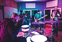 COREY WOODRUFF - Firebrand Recording.