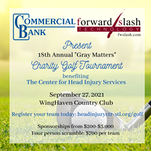 """Grey Matters"" Charity Golf Tournament - Uploaded by layenemin"
