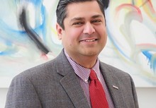 COURTESY ST. LOUIS COUNTY - Dr. Faisal Khan is St. Louis County's acting director of public health.