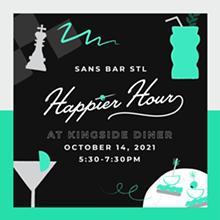 Sans Bar STL Happier Hour at Kingside Diner - Uploaded by stlwellness