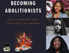 LBB Presents Online: Derecka Purnell with Brittany Packnett Cunnigham & Kayla Reed - Becoming Abolitionists - Uploaded by leftbankbooks