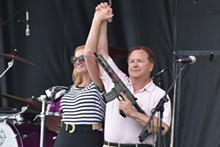 REUBEN HEMMER - Patricia and Mark McCloskey