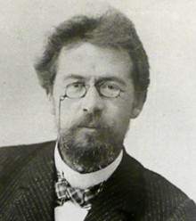 Anton Chekhov in 1901.
