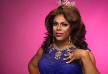 PS LINDEN PHOTOGRAPHY - Miss Gay Missouri America Regina La Rae.