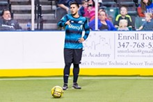 COURTESY ST. LOUIS AMBUSH - The St. Louis Ambush's Victor France will play for the World Team.