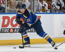 (C) SCOTT ROVAK/ST. LOUIS BLUES