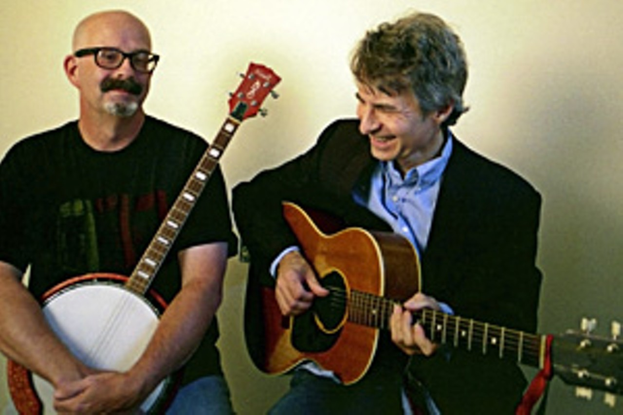 Amplified Heart Chris Stamey And Peter Holsapple Of The Dbs Spend